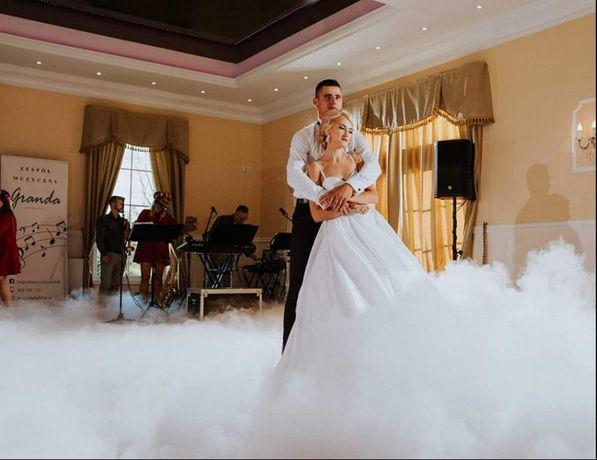 Dekoracje Sala Kościół Ciężki Dym Taniec w Chmurach Napis Love Miłość