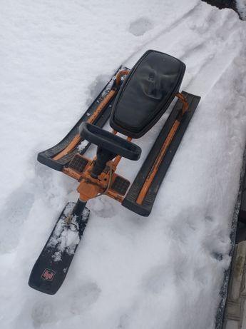 Снегокат б/у , 2 шт.