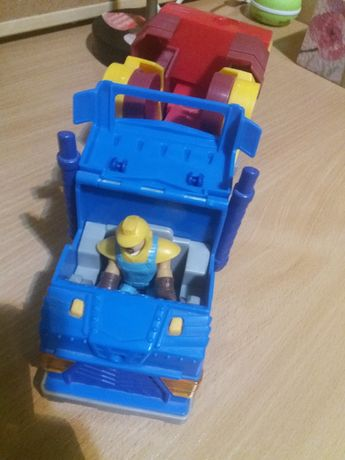 Le robot Imaginext Fisher Price