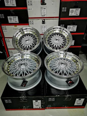 "Felgi Japan Racing JR9 (BBS RS) 17"" 8,5"" 10"" 4x100 5x120 BMW 3 E30 E36"