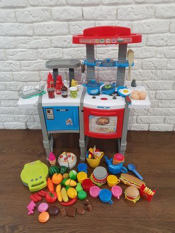 Kuchnia dla dzieci + akcesoria