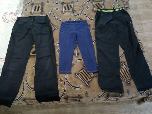 Женские спортивные штаны, бриджи