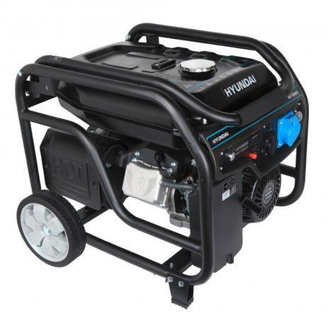 Генератор бензиновый Hyundai HHY 10050FE (8 кВт) - Бесплатн. Доставка