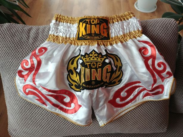 Spodenki top king muay thai mma