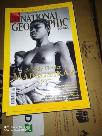 National Geographic 45 numerów