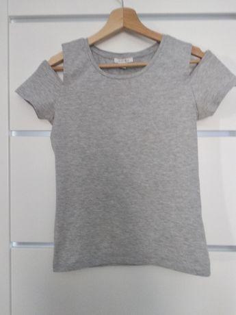Szara koszulka Amisu r.36