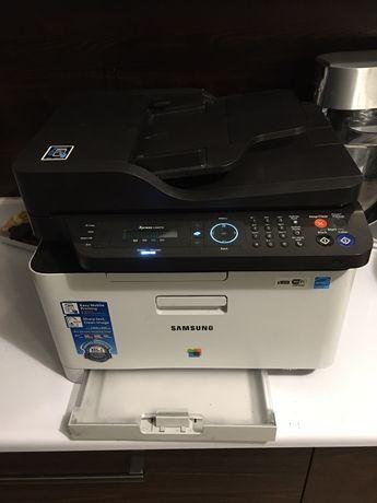 Drukarka laserowa kolorowa wieczny chip Samsung C480FW