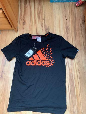 Koszulka adidas nowa oryginalna 140 cm 9-10 lat z metką