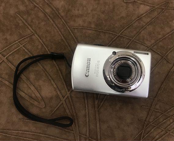 Фотоапарат Canon IXID 870 IS
