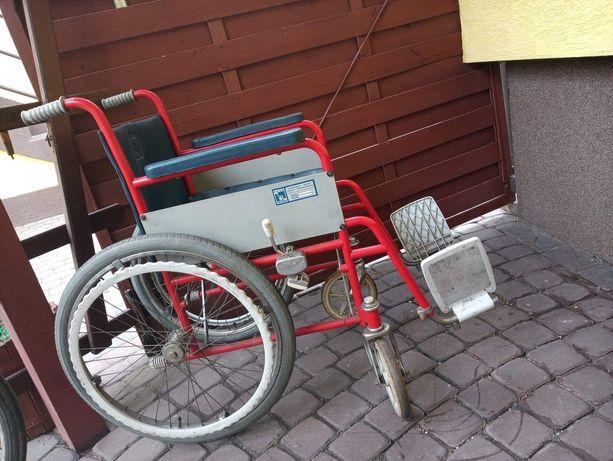 Wózek inwalidzki za darmo!