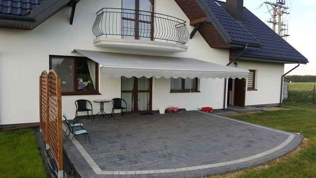 Markiza MOL Mezzo 540x350 szara Osmolice / Lublin