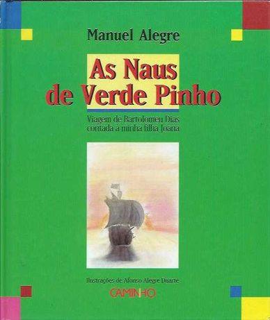 As naus de verde pinho-Manuel Alegre, Afonso Alegre Duarte-Caminho