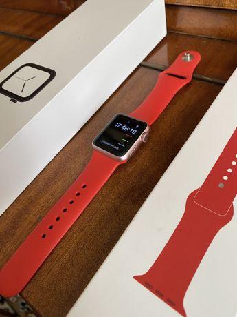 Apple watch 1 series 38mm pink (stainless steel, 42mm 2,3)