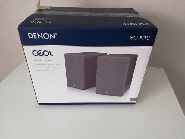 Kolumny głośnikowe Denon SC-N10