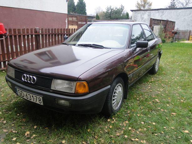Audi 80 1.8 87r. zabytek BIAŁA KARTA zabawka dla dużych chłopców