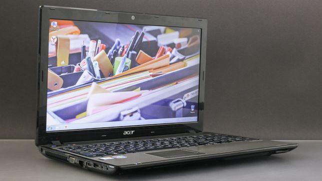 Игровой ноутбук с мощной видеокартой Acer Aspire 5741G.