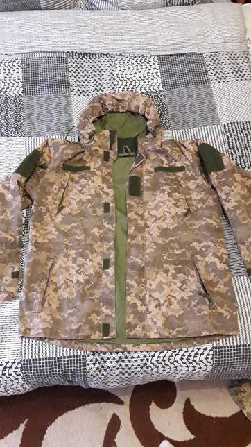 Куртка ветро-влагозащитная зимняя ЗСУ