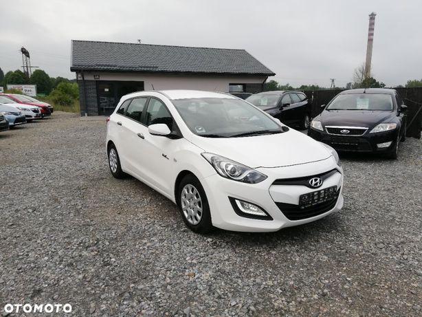 Hyundai I30 1.6 CRDI Rok pr.12/2013 przeb.155 tys.km.LED serwis...