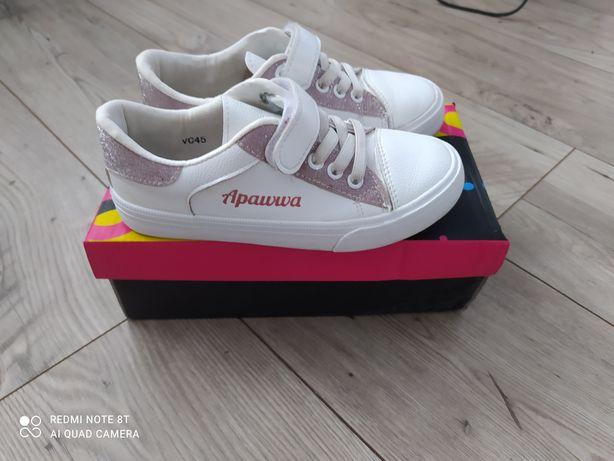 Buty sportowe r. 31 białe apawwa