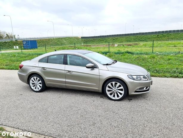 Volkswagen Cc 1.4 Tsi 160 Km  Ideał Automat Bezwypadkowy