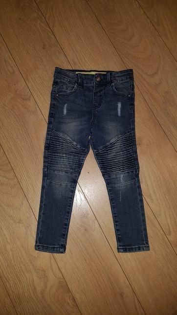 spodnie rozmiar 104