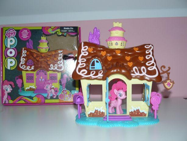 Hasbro My Little Pony POP domek - cukiernia kucyka Pony jak nowa