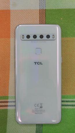TCL 10L ecrã partido