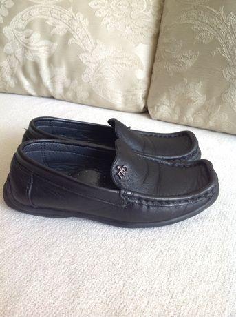 Туфли кожаные Mini Boys
