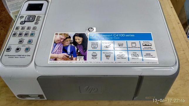 Принтер HP C4180 All in One