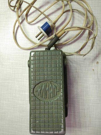 Педаль Кинап железная для разных устройств оборудования