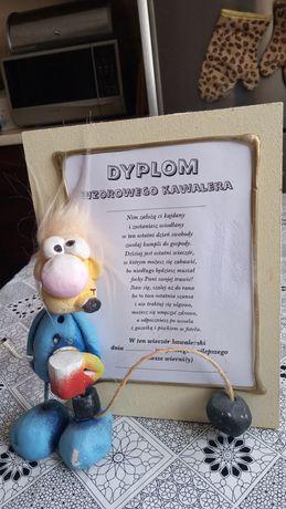 Dyplom wzorowego kawalera