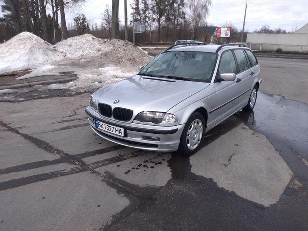 BMW E46 318 touring