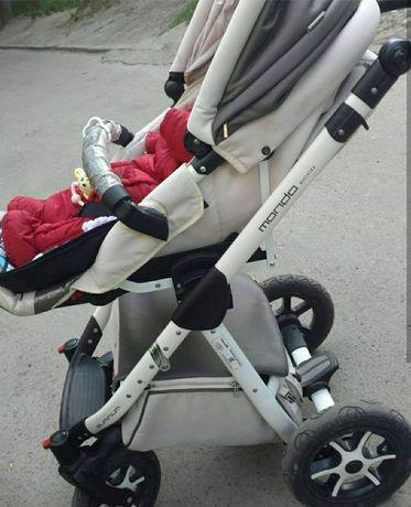 Дитяча коляска Mondo Ессо Expander