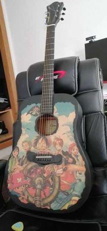 Aulas de Guitarra acústica ou elétrica (a distância)