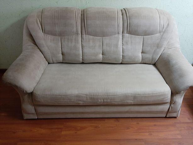"""Продается 3 местный диван-кровать, производство """"Алекс-мебель"""""""