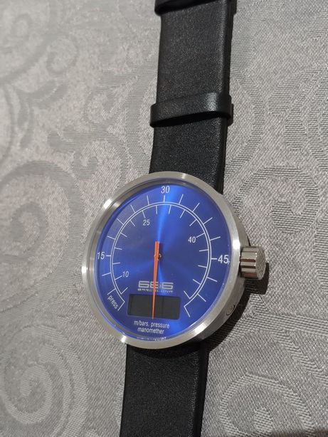 Relógio 666 Barcelona Design
