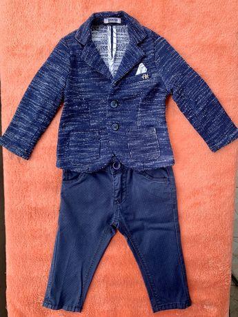 Нарядный костюм на мальчика Ronnie Kay 9-12