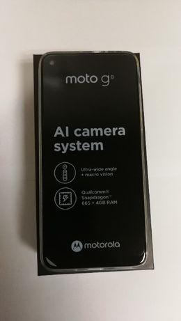 Telefon Smartfon Motorola Moto G8 4/64 GB NOWY Gwarancja 2 lata Sklep