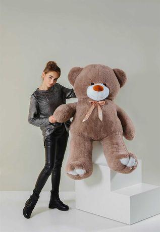 Симпатичный плюшевый мишка, медведь, мягкая игрушка