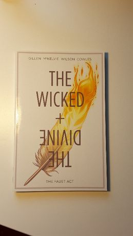 The Wicked + The Divine Wydanie Oryginalne
