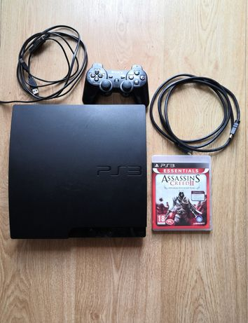 PlayStation 3 PS3 cały zestaw + gry