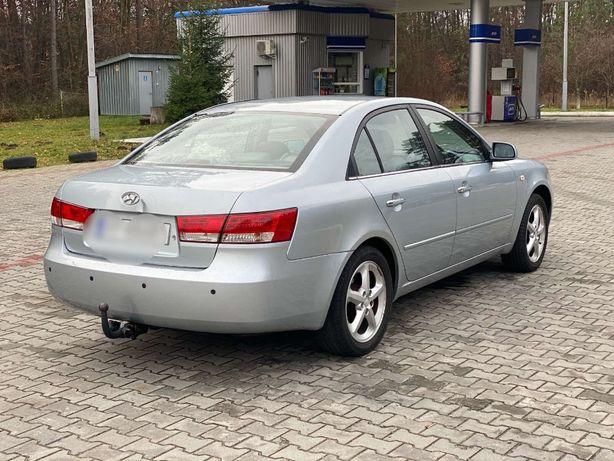 Запчасти Разборка Шрот Hyundai Sonata nf (Хюндай Соната нф) 2006 год