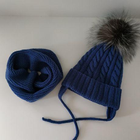 Зимняя шапка reima,zara hm