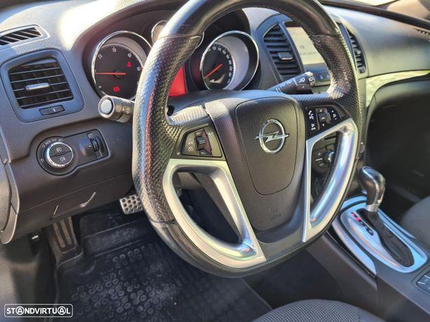 Opel Insignia Sports Tourer 2.0 CDTi Cosmo Active-Select