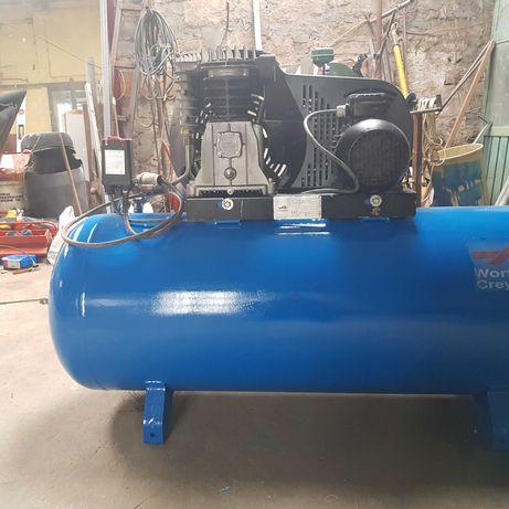 Compressor de ar 270 L REVISIONADO