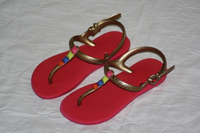 Вьетнамки шлепки босоножки сандалии резиновые Ipanema Havaianas