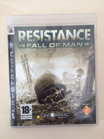 Gry na Playstation 3 - Resistance Fall of Man