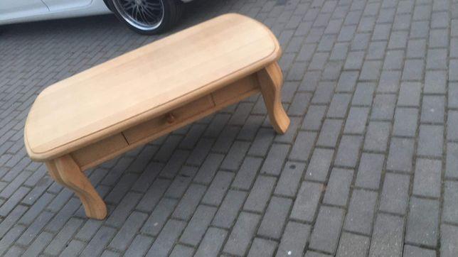 Stół kawowy, drewniany