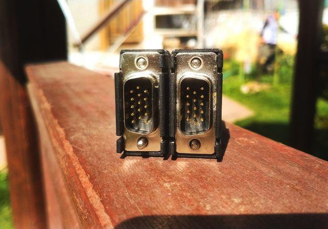 VGA Удлинитель по витой паре 30M | VGA to RJ45 Receiver Ethernet