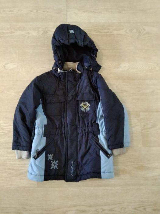 Куртка + комбинезон на холодную осень/весну  5-6 лет. Полтава - изображение 1